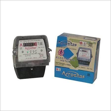 Electronic Meter Deluxe