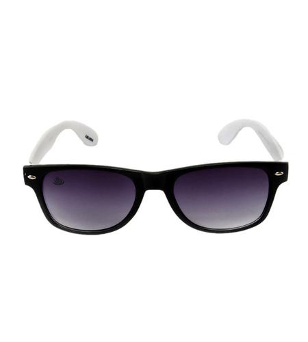 Mens Purple & white sunglasses