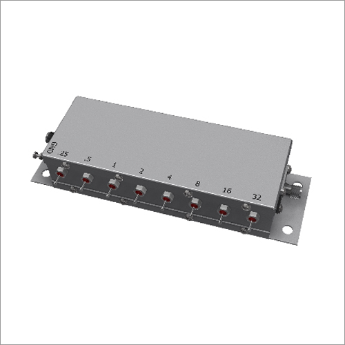 Programmable Attenuators