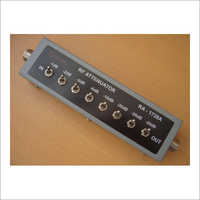 RF Power Attenuator