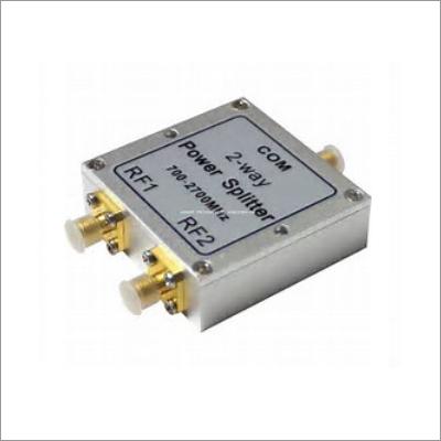 2 Way RF Power Splitter