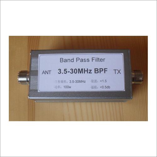 RF Filters (Lumped/Cavity/Stripe Line Type)