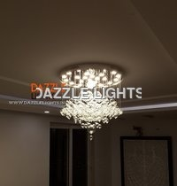 Ceiling Mounted Chandeliers