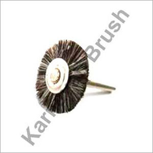 Abrasive Disc Brush