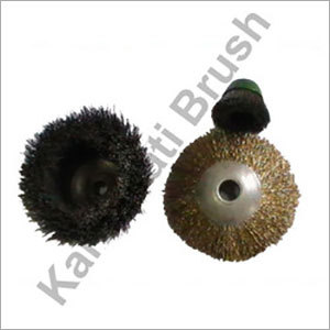 Brass Steel Cup Brush