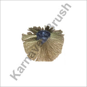 Plastic Brass Brush