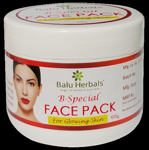 B Special Facepack 100g