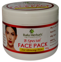 B Special Facepack 100g