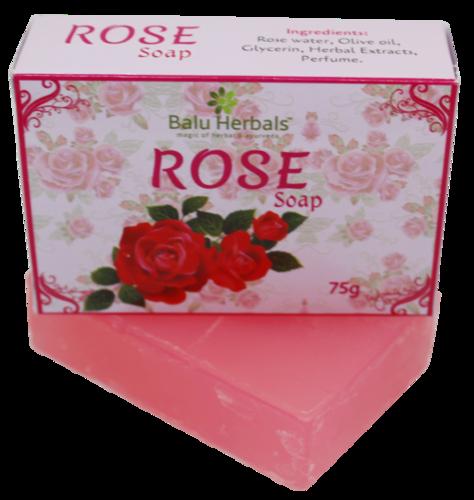 75G Rose Soap
