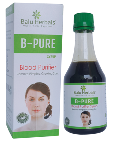 Blood Purifier Syrup
