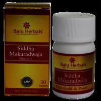 Siddha Makardhwaj 30 Pills
