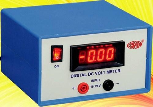 Digital Meter (D.C. or A.C.)