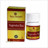 Yogendra Ras Gold 20 Tablets