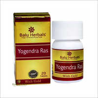 Yogendra Ras Gold 20Tablets