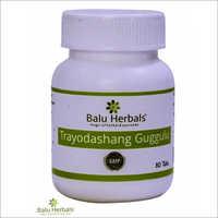 Trayodhashang Guggulu 80 Tablets