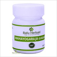 Mahayogaraj Guggulu 40 Tablets