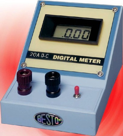 Economical Digital Meter