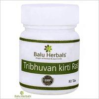 Tribhuvanakirti Ras 80 Tablet