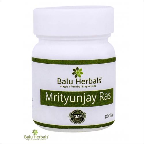 Mrityunjaya Ras Tablets