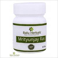 Mrityunjaya Ras 80 Tablets