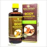 Body Massage Oil 500ML