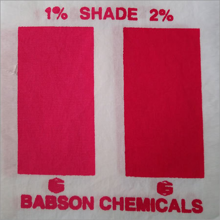 Reactive Red PB Dyes