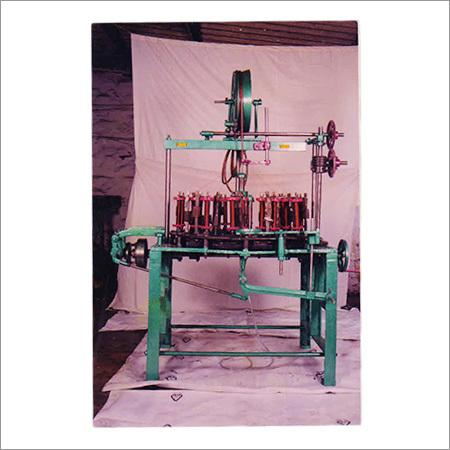 Textile Braiding Machine