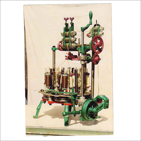 17 Spindle Braiding Machine
