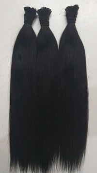 Top Quality Wholesale price Virgin Human Hair Natural Indian Keratin Straight Hair