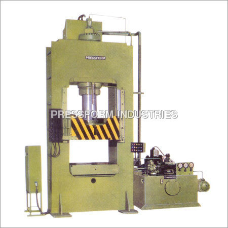 Closed Frame Power Press