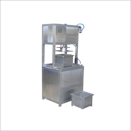Automatic Paneer Press Machine