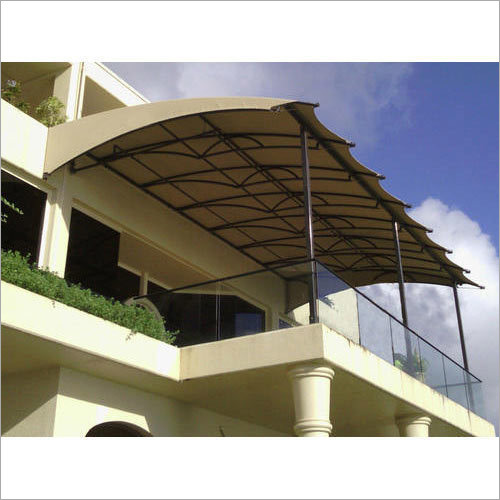 Fixed Canopy Tent