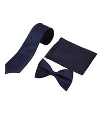 Mens formal Nevy Tie & bow