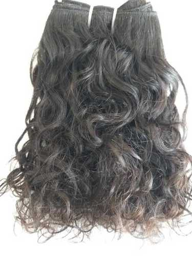 Natural Deep Wavy Human Hair