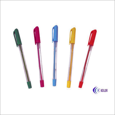 Refill Based Ball Pens