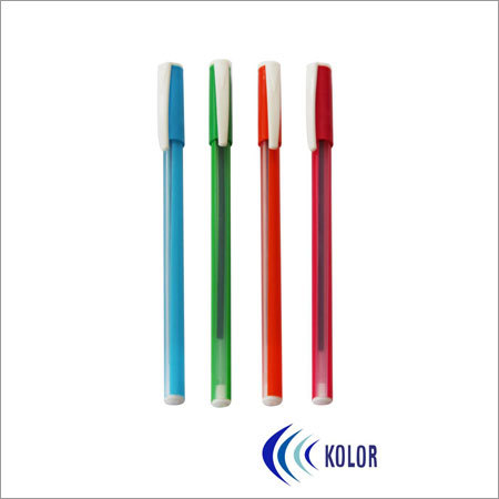 Kolor Polo Perfect Plastic Ball Pens