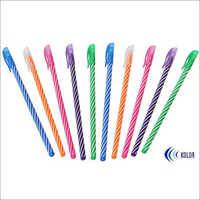 Kolor Df Plastic Ball Pens