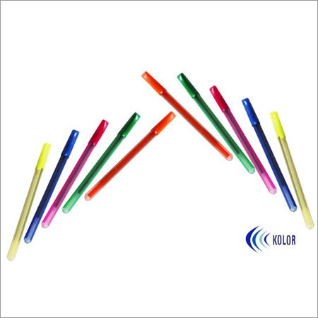 Kolor Df Disposable Plastic Ball Pens