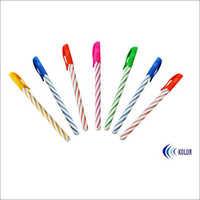 Short Df Spiral Ball Pens