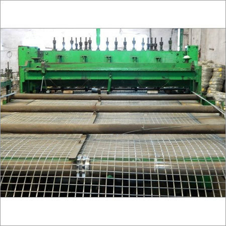 Weld Mesh Making Machine