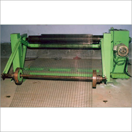 Welded Wire Mesh Making Machine