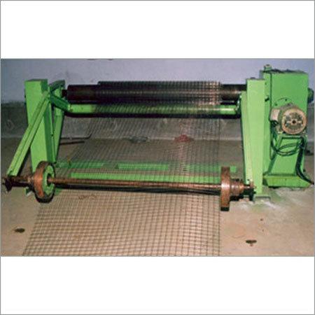 Welded Wire Mesh Making Machine