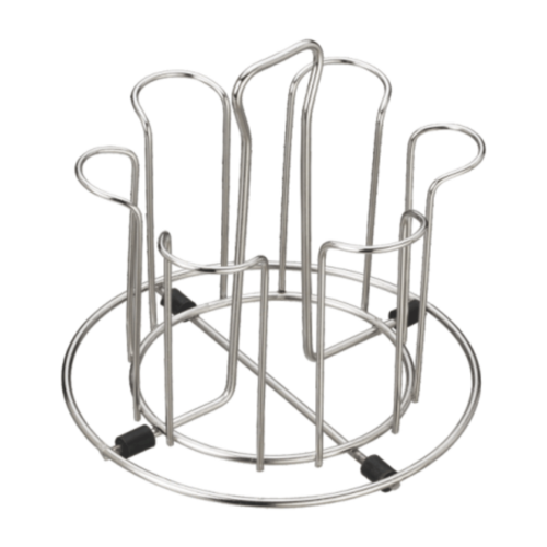 Wire Glass Stand