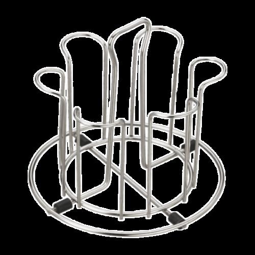 Wire Glass Stand