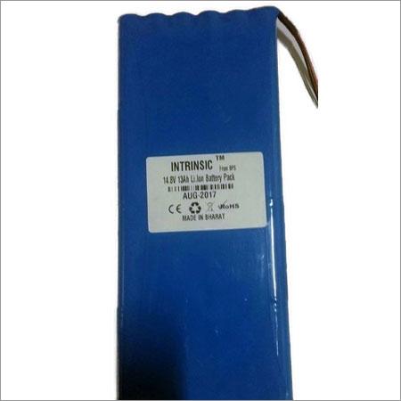 14.8V 13Ah Li-Ion Battery Pack for Solar Application Solar