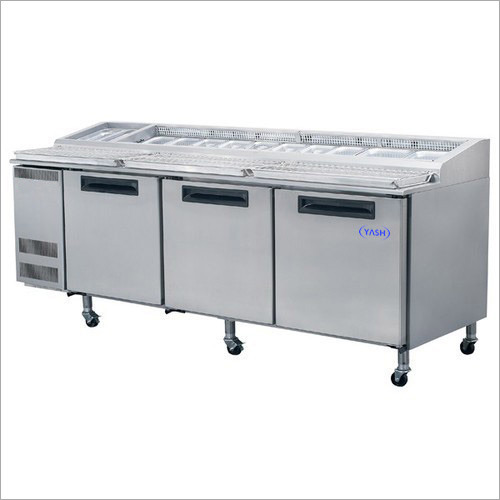 Pizza Preparation Counter