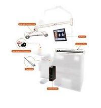 (DDS-100) :Digital Dental Simulator consist of high speed handpiece