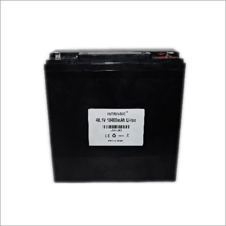 48.1V Li Ion Battery Pack