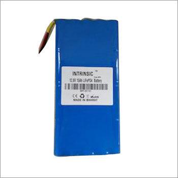 12.8V 15Ah LiFePO4 Battery Pack
