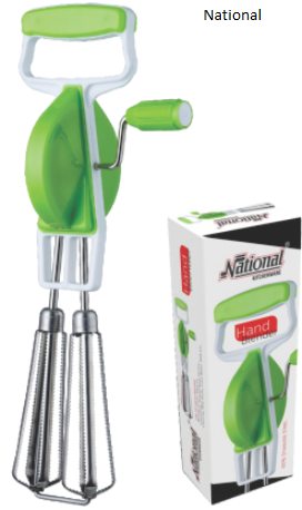 Hand Blender Beater Box Pack